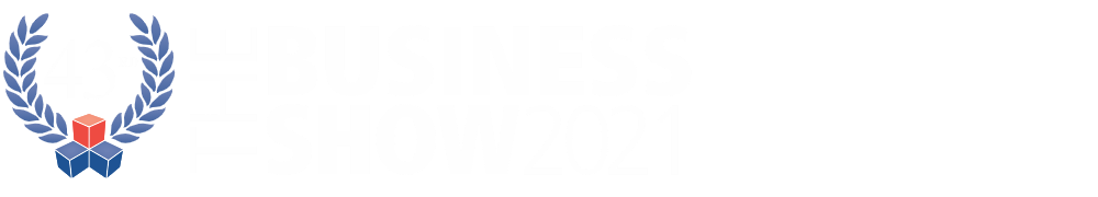 The Business Show 2021 Logo with dates